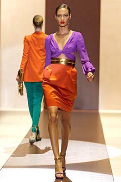 Gucci SS 2011 . Изображение № 62.