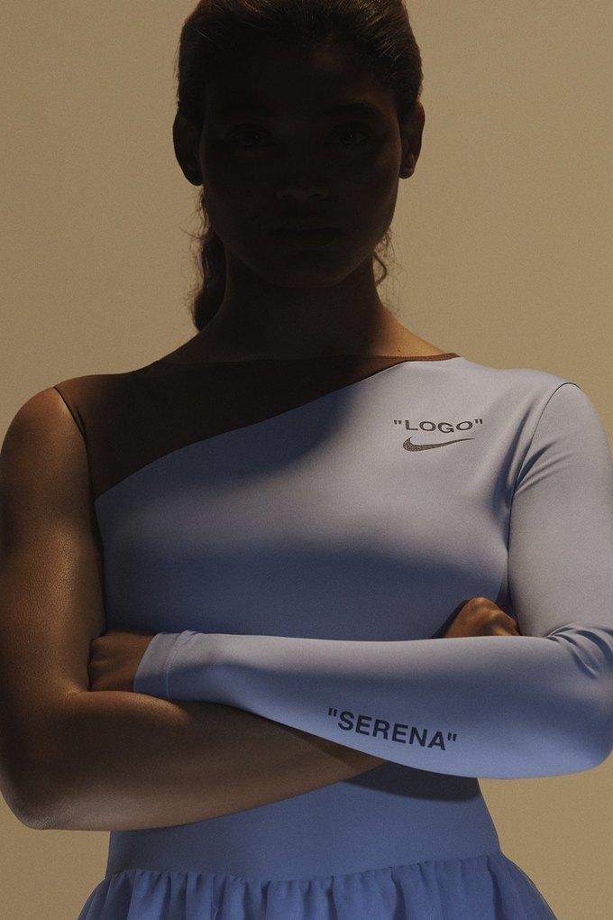 Off-White анонсировали коллаборацию с Сереной Уильямс. Изображение № 9.