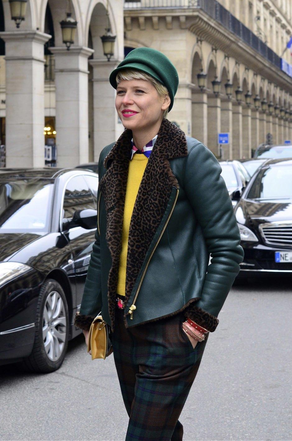 Гости Парижской недели моды FW13, часть 1. Изображение № 47.
