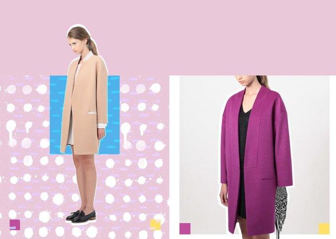 Объемные пальто в новой коллекции Luda Nikishina. Изображение № 2.