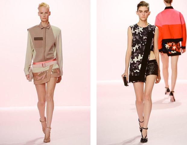 Парижская неделя моды: Показы Stella McCartney, Chloe, Saint Laurent, Giambattista Valli. Изображение № 46.
