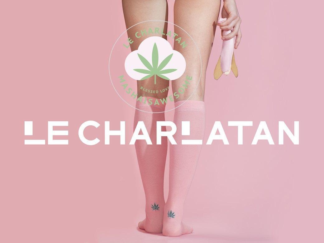 Le Charlatan: Носки  и гольфы родом из Москвы. Изображение № 3.