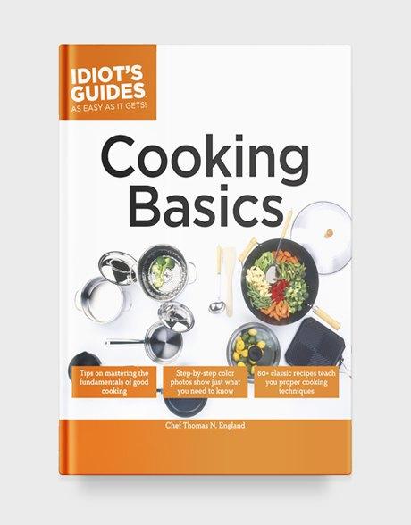 Кухня, ты космос:  Кулинарные книги  для начинающих. Изображение № 5.