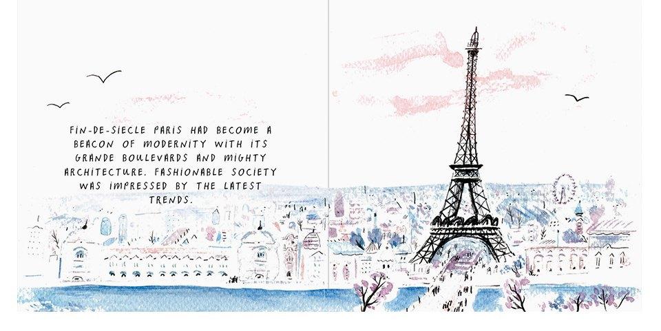 Иллюстрированная биография Коко Шанель. Изображение № 5.