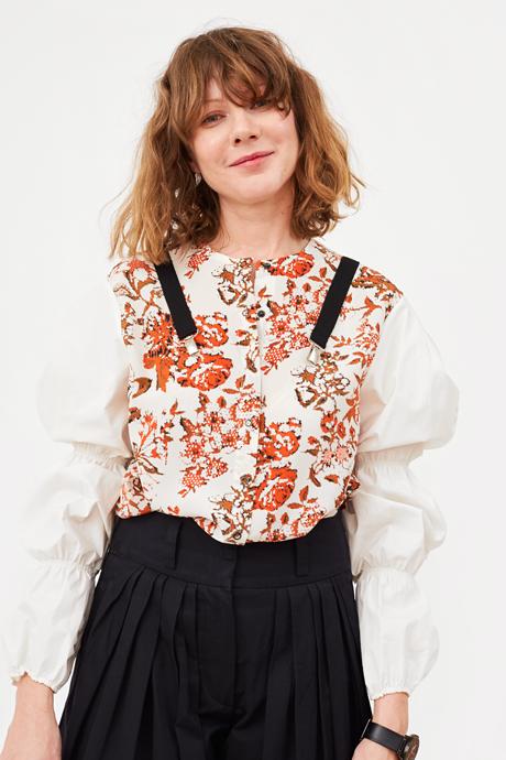 Основательница марки Little Pushkin Аня Дюжник о любимых нарядах. Изображение № 3.