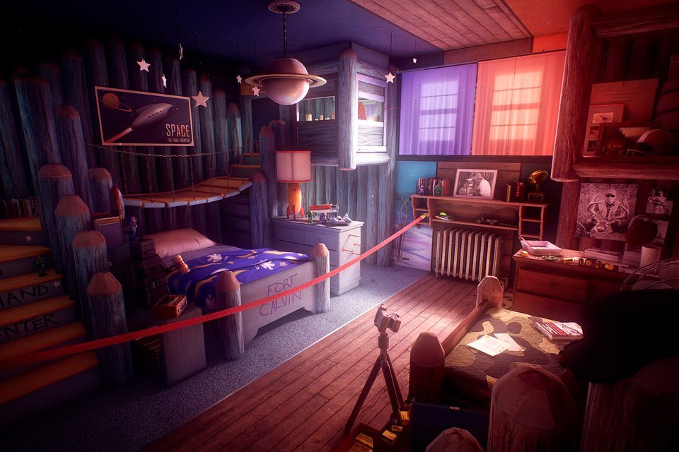 What Remains of Edith Finch: Как главная игра года учит не бояться смерти. Изображение № 3.