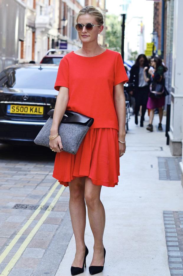 Streetstyle: Неделя моды в Лондоне, часть 2. Изображение № 30.