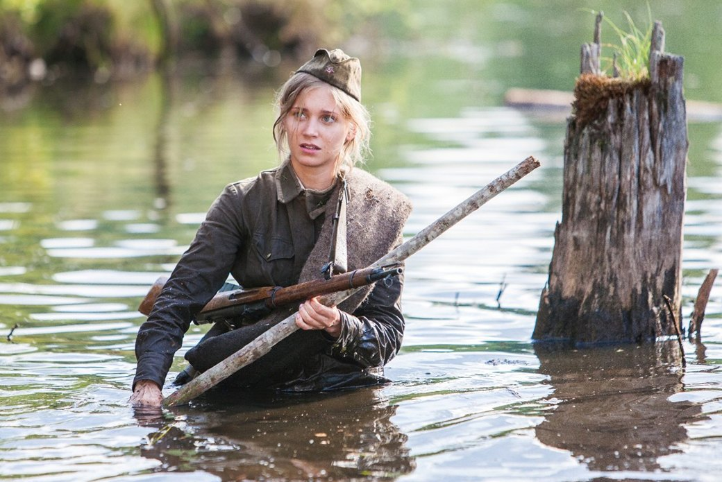 Женщины на фронте: Новая волна патриотического кино. Изображение № 7.
