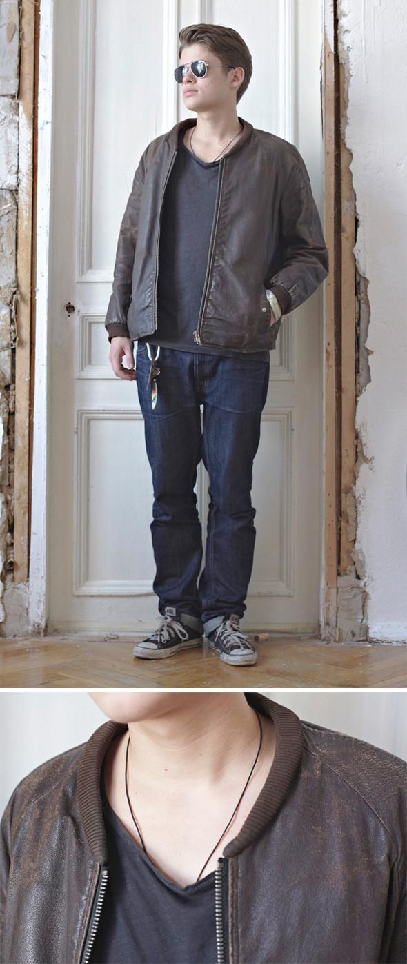 Гардероб: Андрей Исакин, дизайнер. Изображение № 1.