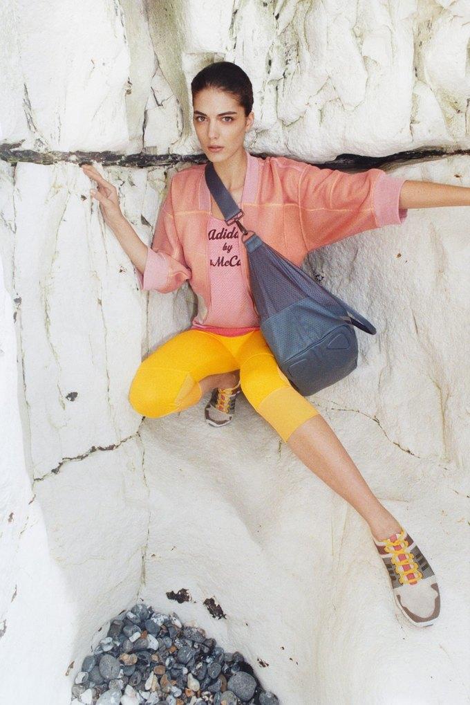Стелла Маккартни показала новую коллекцию для Adidas. Изображение № 4.