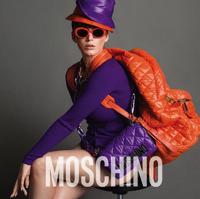 Moschino показали рекламную кампанию с Кэти Перри. Изображение № 6.