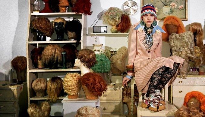 Gucci выпустили новую кампанию, посвящённую коллекционерам. Изображение № 7.