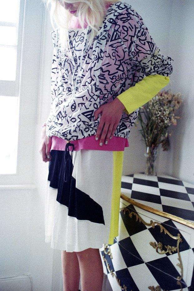 Гардероб: Тесс Йопп, лондонский стилист. Изображение № 15.