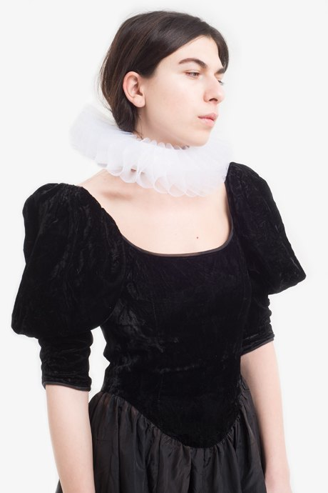 Создательница салона винтажа Наталина Бонапарт о любимых нарядах. Изображение № 18.