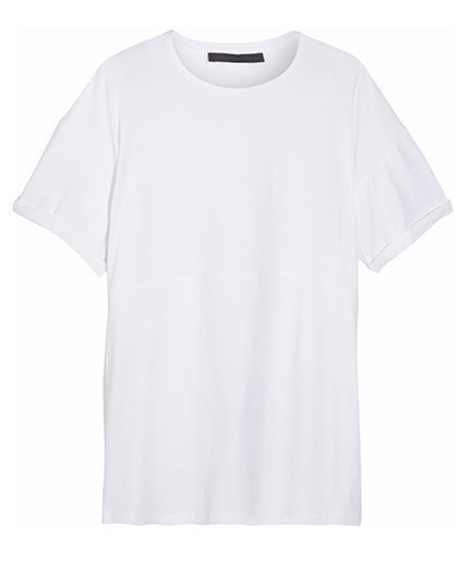 10 красивых  белых футболок. Изображение № 8.