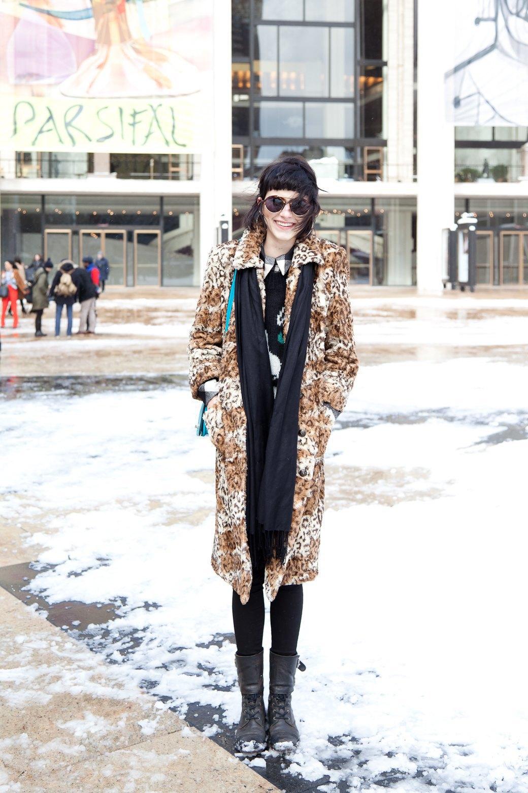 Неделя моды в Нью-Йорке,  часть I. Изображение № 29.