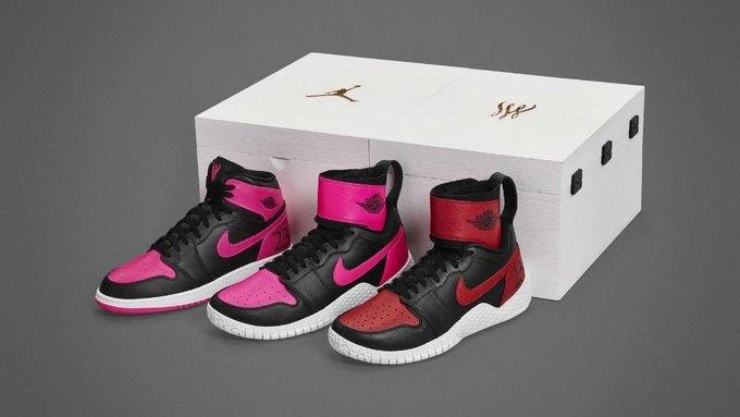 Nike выпустили коллекцию кроссовок в честь Серены Уильямс. Изображение № 1.