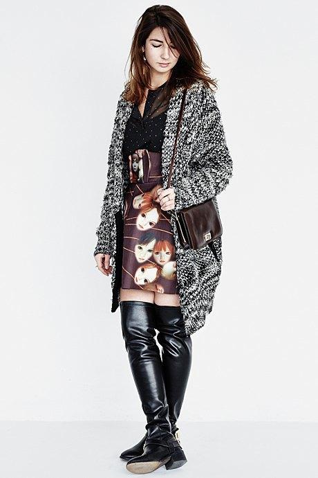Старший редактор  моды Elle  Рената Харькова  о любимых нарядах. Изображение № 9.