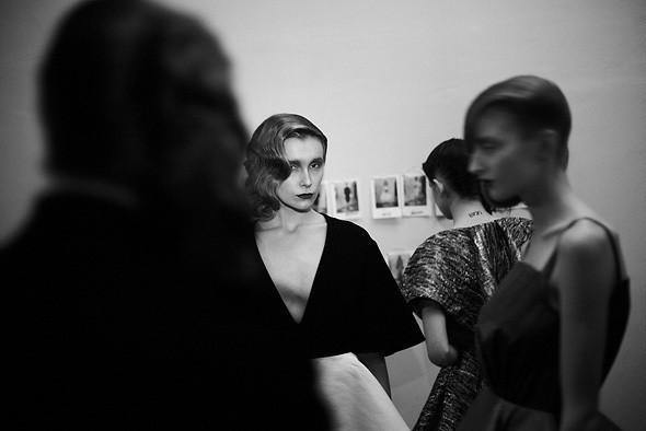 Репортаж: Vika Gazinskaya FW 2011. Изображение № 22.