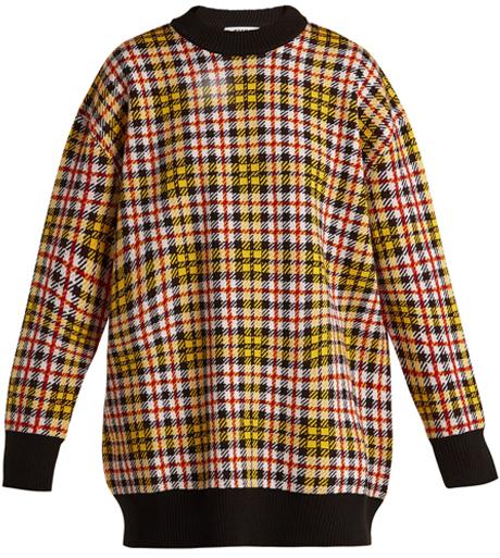 Пора утепляться: 10 свитеров с ярким принтом. Изображение № 9.