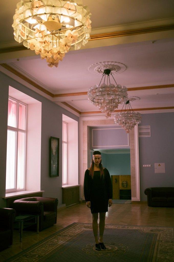 Medea Maris сняли ностальгический лукбук  в духе 80-х. Изображение № 7.