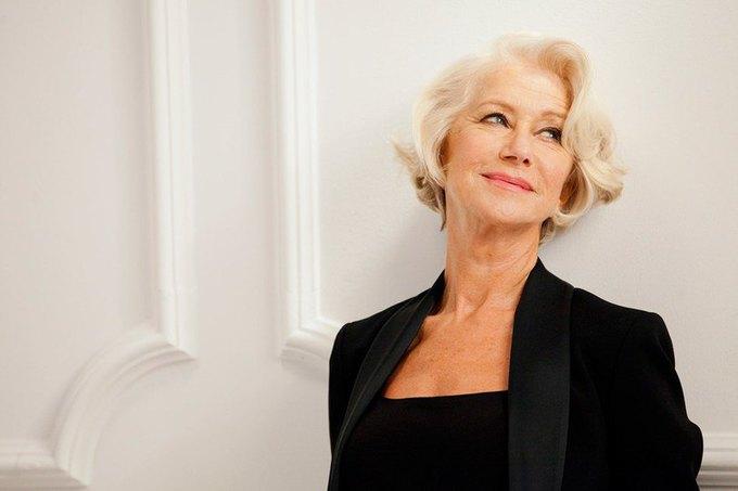 Хелен Миррен стала лицом L'Oréal Paris. Изображение № 1.
