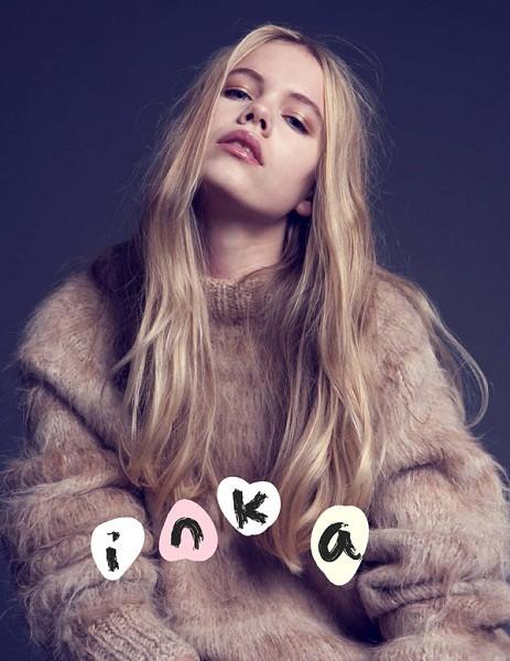 Композитки пяти модельных агентств к Нью-Йоркской неделе моды. Изображение № 30.