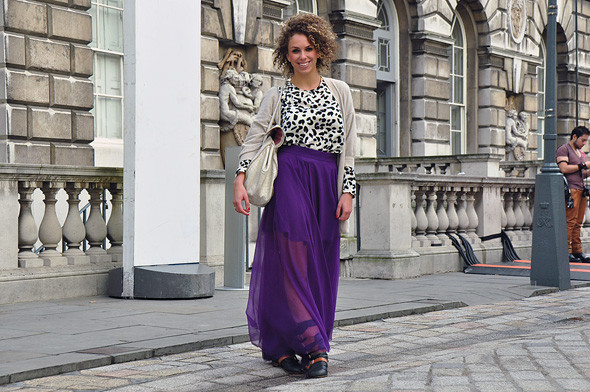 London Fashion Week: Уличный стиль, часть 3. Изображение № 23.