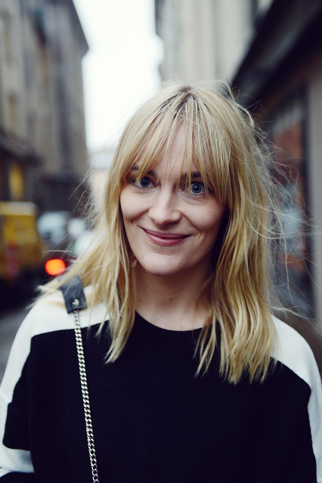 Шубы и горох на Stockholm Fashion Week. Изображение № 4.