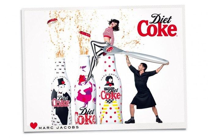 Вышел новый ролик Марка Джейкобса для Diet Cola. Изображение № 3.
