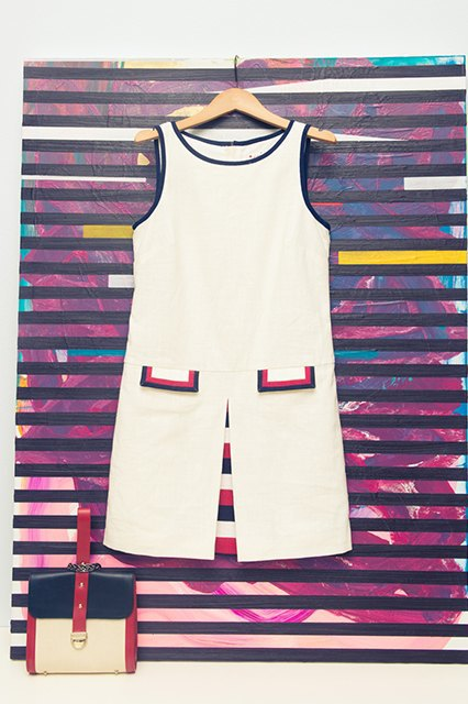 Коллекция Зои Дешанель для Tommy Hilfiger поступила в магазины. Изображение № 8.