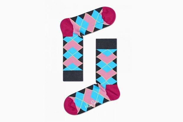 Коллекция весёлых носков Айрис Апфель для Happy Socks. Изображение № 5.