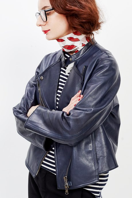 Совладелица боксерского клуба Дарья Косарева  о любимых нарядах. Изображение № 17.