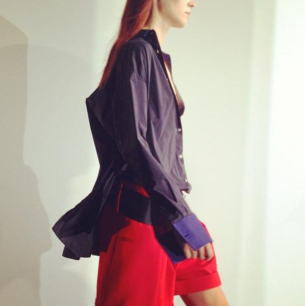 Прямой репортаж  с Paris Fashion Week:  День 5. Изображение № 17.