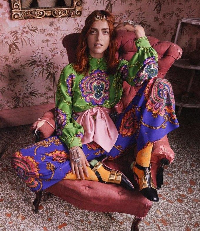 Gucci выпустили кампанию с моделями разных возрастов. Изображение № 13.