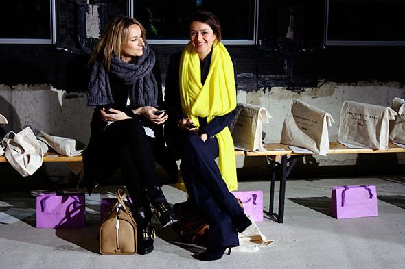 London Fashion Week: день четвертый. Изображение № 2.