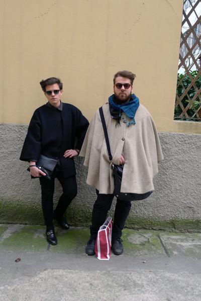 Milan Fashion Week: день четвертый – луки. Изображение № 15.