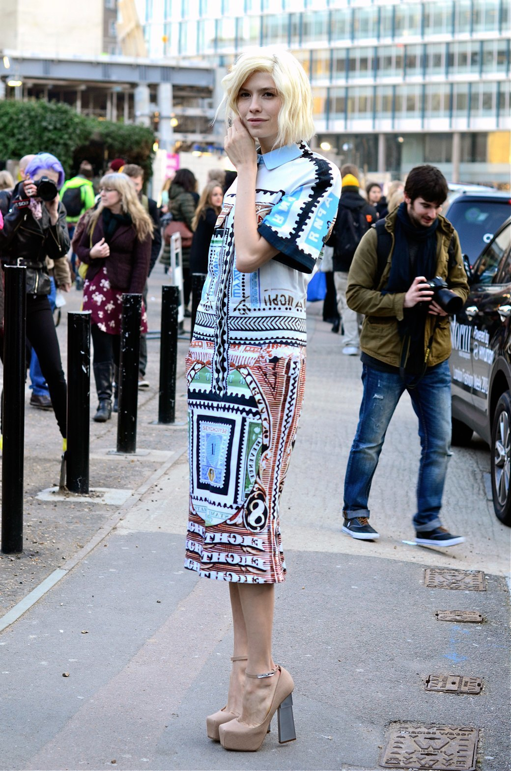 Неделя моды в Лондоне, часть I. Изображение № 36.