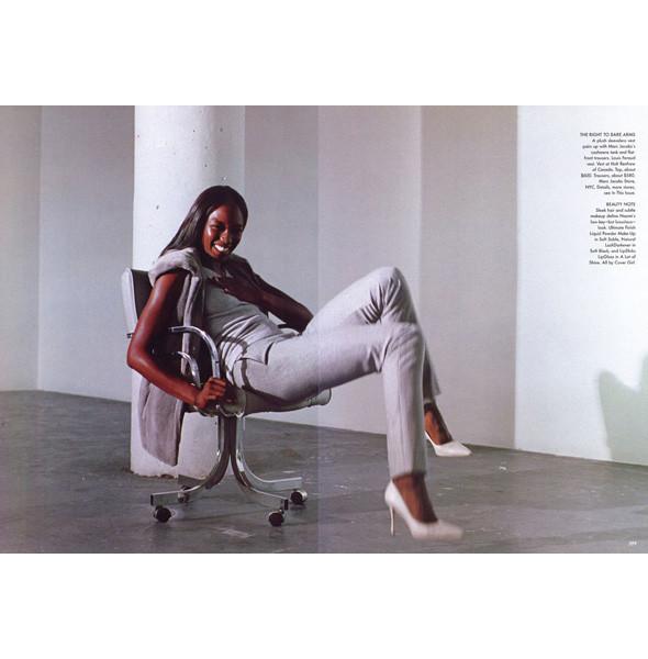 10 моделей африканского происхождения. Изображение № 19.