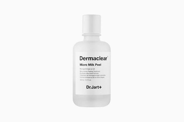 Мягкий отшелушивающий и увлажняющий пилинг для лица Dr. Jart+ Dermaclear Micro Milk Peel. Изображение № 5.