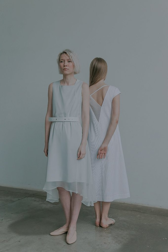 Antrerobe представили вторую коллекцию свадебной одежды. Изображение № 7.