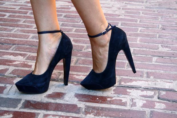 Гардероб: Мари Хэндкер Уолтерс, автор блога Blame It On Fashion. Изображение № 16.