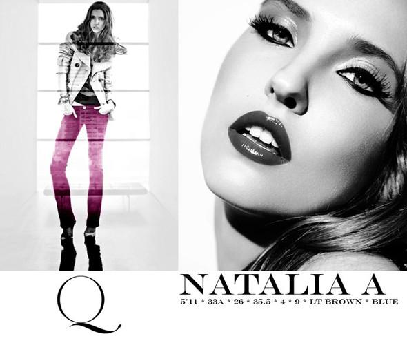 Композитки пяти модельных агентств к Нью-Йоркской неделе моды. Изображение № 16.