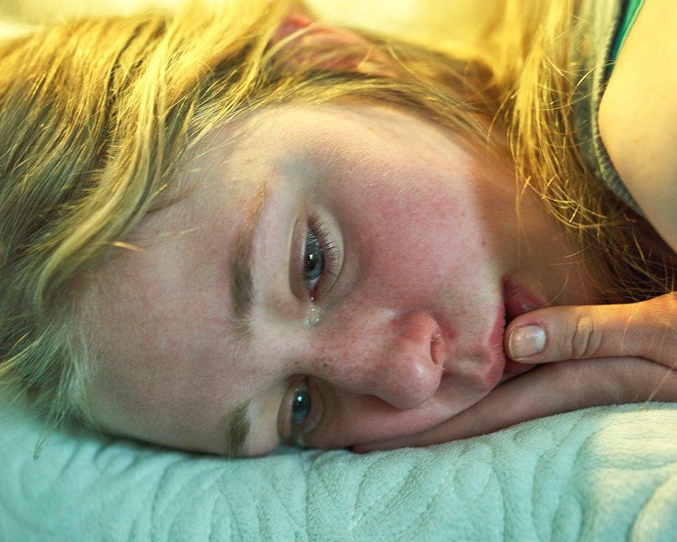 «От девочки к девушке»: История взросления  в фотографиях. Изображение № 7.