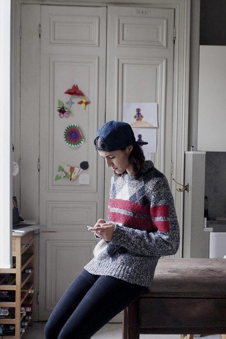 Мона Ал-Шаалан, дизайнер мужской одежды. Изображение № 25.