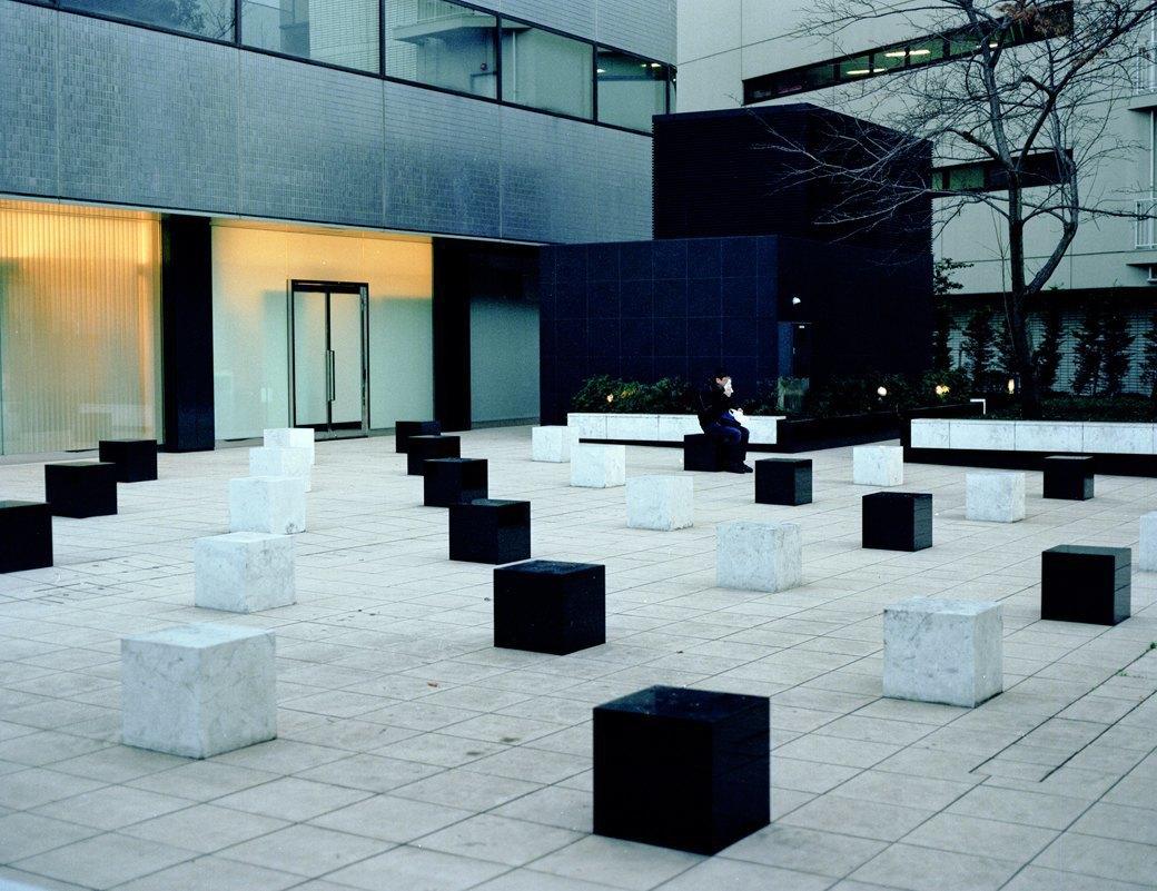 «Частные мысли»: Созерцание в городской среде. Изображение № 2.
