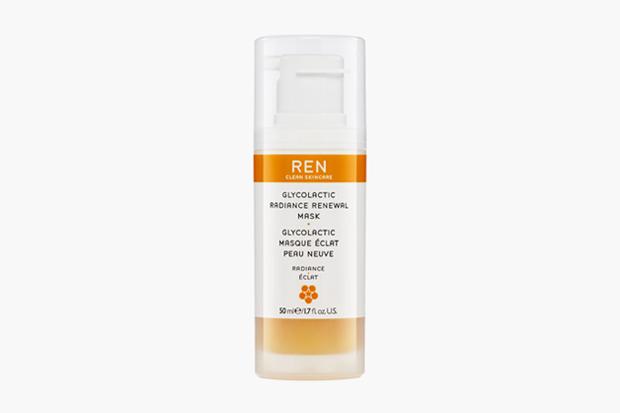 Обновляющая маска REN Clean Skincare Glycol Lactic Radiance Renewal Mask. Изображение № 8.