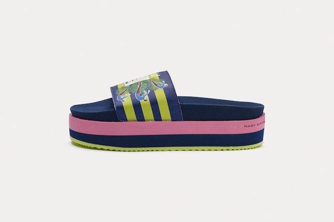 Вторая коллекция Мэри Катранзу для adidas Originals. Изображение № 29.