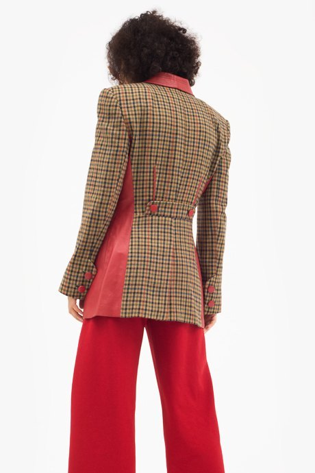 Стилист и модель Марьям Фитч о любимых нарядах. Изображение № 3.