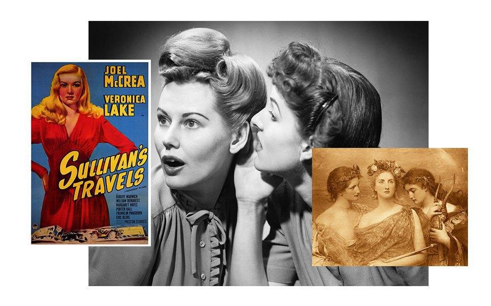 Фильм «Странствия Салливана», 1940-е, Женственность. Изображение № 12.